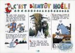 Bookplate Offset, Catastrophes au Pays du Père Noël : Santa Claus