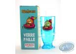 Toy, Nelson : Nelson : Glass + straw