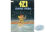 Listed European Comic Books, 421 : Guerre Froide