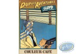 Listed European Comic Books, Lloyd : Couleur Cafe (good condition)