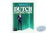 Listed European Comic Books, Largo Winch : Dutch Connection (very good condition)