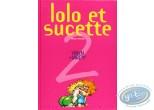 Listed European Comic Books, Lolo et Sucette : Lolo et Sucette, Vénus vénale