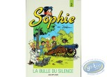 Reduced price European comic books, Sophie : Sophie, the bubble of the silence