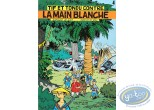 Listed European Comic Books, Tif et Tondu : La Main Blanche (nearly good condition)