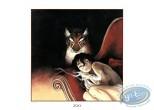 Offset Print, Zoo : Manon & Tigger