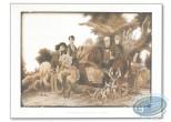 Offset Print, Zoo : Tribute to Rene Hausman