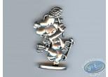 Metal Figurine, Cupidon : Malik, Cupidon fleur