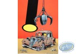 Offset Print, Young Spirou : The Traction (small)
