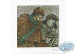 Bookplate Offset, Sherlock Holmes : Sherlock & Watson