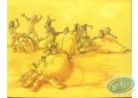 Bookplate Offset, Troll : Enfants jouant