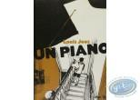 Used European Comic Books, Piano (Un) : Un piano