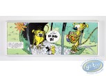 Printed Canvas, Marsupilami : The Meal