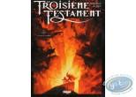 Listed European Comic Books, Troisième Testament (Le) : Jean