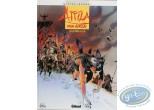 Listed European Comic Books, Attila mon Amour : Les Portes de Fer (very good condition)