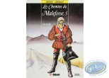 Listed European Comic Books, Chemins de Malefosse (Les) : L'or blanc (good condition)