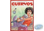 Listed European Comic Books, Cuervos : Le Contrat (very good condition)