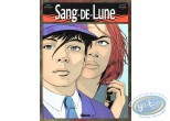 Listed European Comic Books, Sand de Lune : Sang-Marelle (good condition)