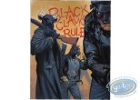 Offset Print, Blacksad : Black Claws