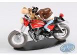 Resin Statuette, Joe Bar Team : Edouard Bracame - Honda CB 750