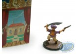 Metal Figurine, Cape et de Crocs (De) : Rais Kader