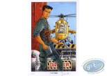 Bookplate Offset, Narvalo : Helicopter