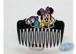 Fashion and beauty, Mickey Mouse : Peigne noir Minnie couchée, Disney