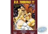 Adult European Comic Books, Torrides 3 complete story