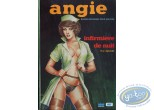 Adult European Comic Books, Angie : Angie Infirmière de nuit