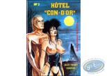 Adult European Comic Books, Hotel con-d'or