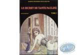 Adult European Comic Books, Secret de Tante Pauline (Le) : Le Secret de Tante Pauline