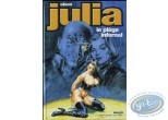 Adult European Comic Books, Julia : Julia Le piège Infernal