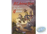 Reduced price European comic books, H.C. Andersen junior : H.C. Andersen junior et les freres Grimm
