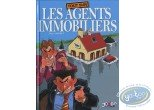 Reduced price European comic books, Tout sur … : Tout sur ... Les agents immobiliers