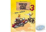 European Comic Books, Mieux vaut tard : It is better late ... volume 3 - All brothers
