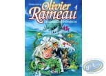 Reduced price European comic books, Olivier Rameau : La caravelle de n'importe où