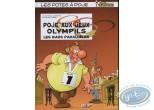Reduced price European comic books, Poje :  Les Potes à Poje Poje aux Jeux Olympils (used)