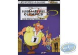 Reduced price European comic books, Poje :  Les Potes à Poje Poje aux Jeux Olympils - Version Ch'ti (used)