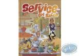 Reduced price European comic books, Restauration (La) : Service en salle