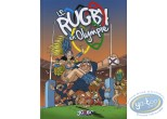 Used European Comic Books, The rugby in Olympia