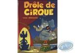 Reduced price European comic books, Drôle de cirque : Widenlocher Drôle de cirque
