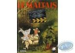 Used European Comic Books, Maltais (Le) : Les sept samouraïs et demi - Le maltais