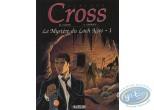 Used European Comic Books, Carland Cross : Le Mystère du Loch Ness 1