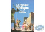 Used European Comic Books, Fresque Biblique (La) : David et Salomon