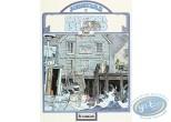 Listed European Comic Books, Jonathan : Greyshore Island