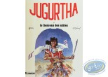 Listed European Comic Books, Jugurtha : Le lionceau des sables (good condition)