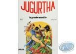 Listed European Comic Books, Jugurtha : La grande muraille (very good condition)