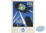 Bookplate Serigraph, Dallas Barr : Airskins