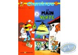 Used European Comic Books, Chaminou : La main verte