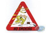 Sticker, Marsupilami : No Smoking