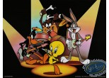 Offset Print, Looney Tunes (Les) : Roll over Beethoven 30X40 cm